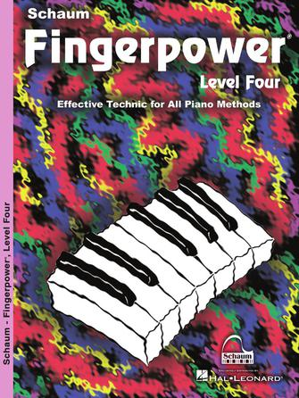 Product Cover for Fingerpower – Level 4
