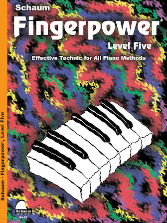 Product Cover for Fingerpower – Level 5