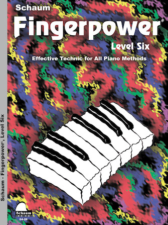 Product Cover for Fingerpower – Level 6