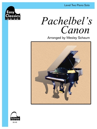 Product Cover for Pachelbel's Canon
