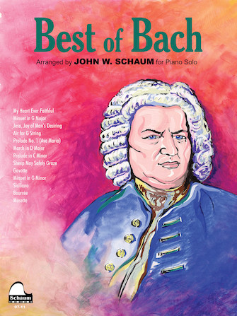 Product Cover for Best of Bach