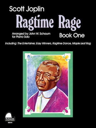 Product Cover for Ragtime Rage, Bk 1