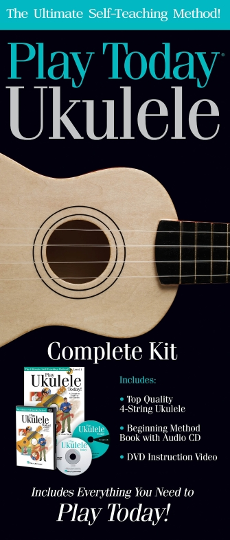 Product Cover for Play Ukulele Today! Complete Kit