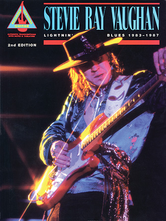 Product Cover for Stevie Ray Vaughan – Lightnin' Blues 1983-1987