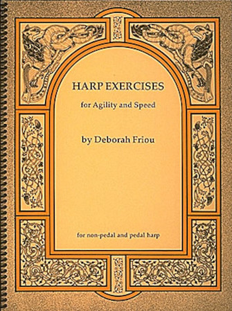 Product Cover for Harp Exercises for Agility and Speed