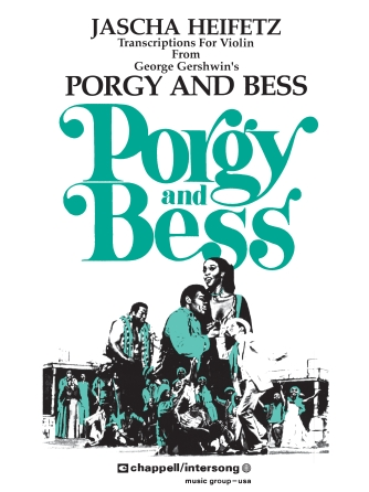 Product Cover for Selections from Porgy and Bess