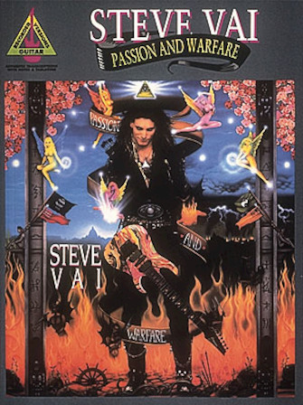 Product Cover for Steve Vai – Passion & Warfare