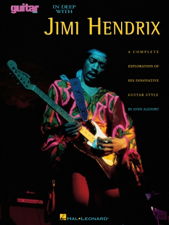 Product Cover for In Deep with Jimi Hendrix