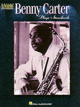 Product Cover for Benny Carter Plays Standards