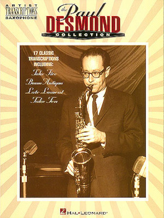 Product Cover for The Paul Desmond Collection