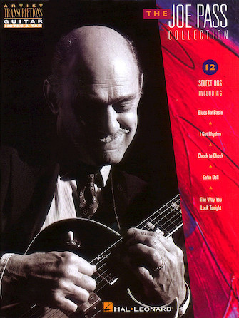 Product Cover for The Joe Pass Collection