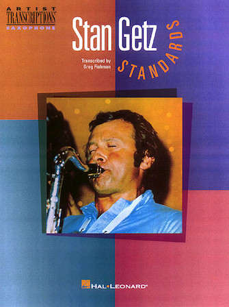 Product Cover for Stan Getz – Standards