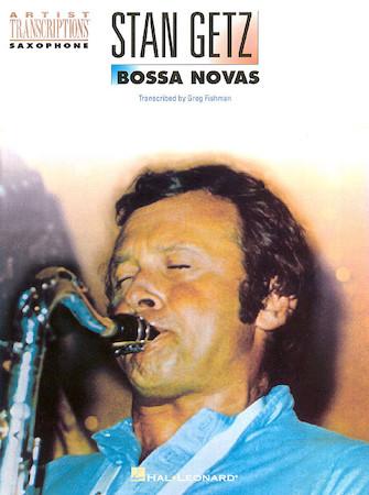 Product Cover for Stan Getz – Bossa Novas