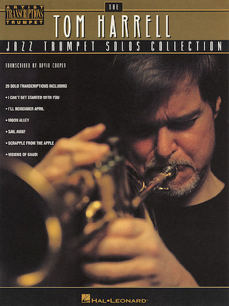 Product Cover for Tom Harrell – Jazz Trumpet Solos Collection
