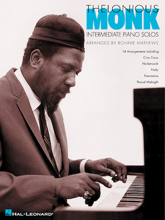 Product Cover for Thelonious Monk – Intermediate Piano Solos