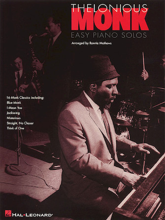 Product Cover for Thelonious Monk – Easy Piano Solos