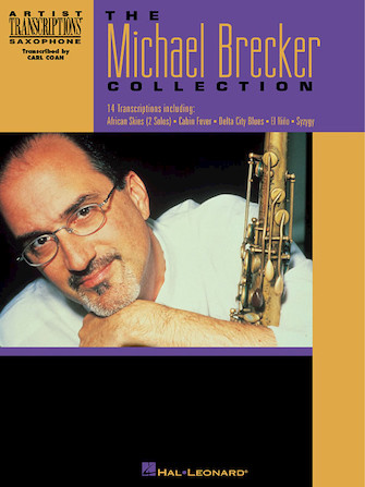 Product Cover for The Michael Brecker Collection