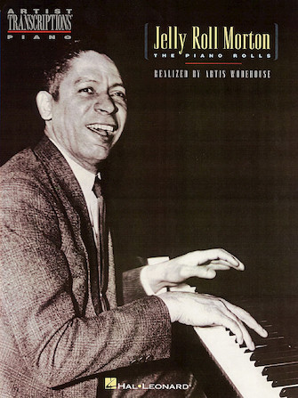 Product Cover for Jelly Roll Morton – The Piano Rolls