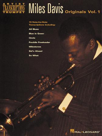 Product Cover for Miles Davis – Originals Vol. 1