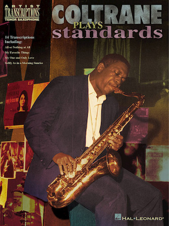 Product Cover for Coltrane Plays Standards