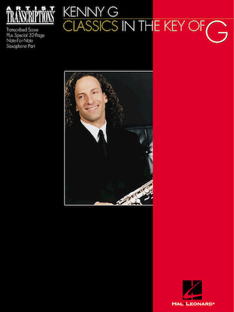 Product Cover for Kenny G – Classics in the Key of G