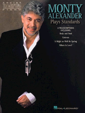 Product Cover for Monty Alexander Plays Standards