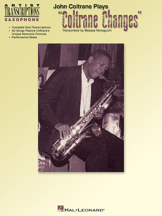 "Product Cover for John Coltrane Plays ""Coltrane Changes"""