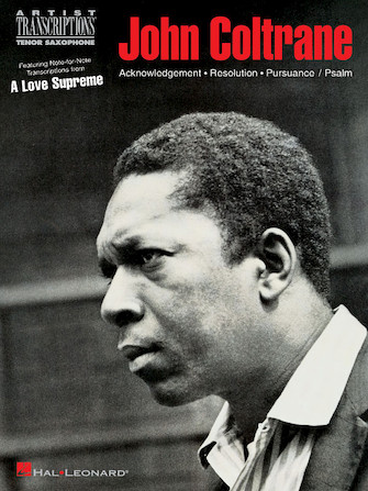 Product Cover for John Coltrane – A Love Supreme