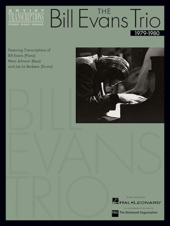 Product Cover for The Bill Evans Trio – 1979-1980