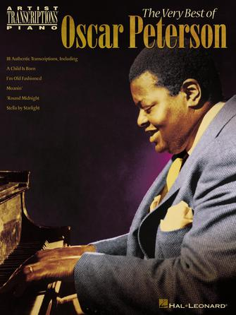 Product Cover for The Very Best of Oscar Peterson