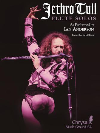 Product Cover for Jethro Tull – Flute Solos