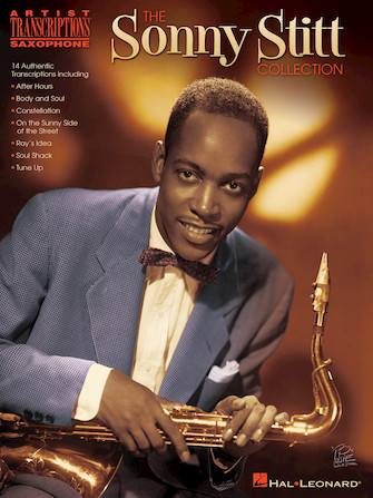 Product Cover for The Sonny Stitt Collection