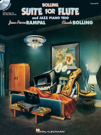 Product Cover for Claude Bolling – Suite for Flute and Jazz Piano Trio