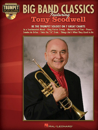 Product Cover for Big Band Classics Featuring Tony Scodwell