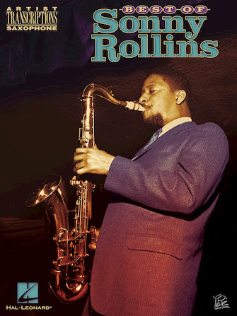 Product Cover for Best of Sonny Rollins