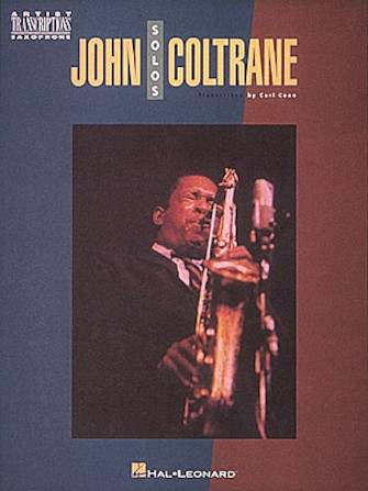 Product Cover for John Coltrane Solos