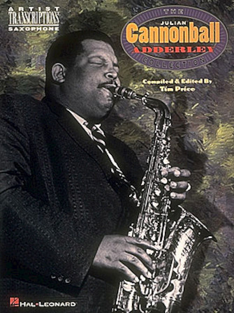"Product Cover for Julian ""Cannonball"" Adderley Collection"