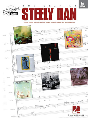 Product Cover for The Best of Steely Dan – 2nd Edition