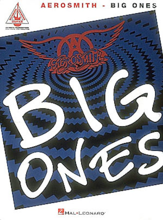 Product Cover for Aerosmith – Big Ones