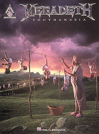 Product Cover for Megadeth – Youthanasia