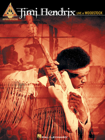 Product Cover for Jimi Hendrix – Live at Woodstock