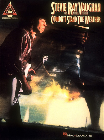 Product Cover for Stevie Ray Vaughan – Couldn't Stand the Weather