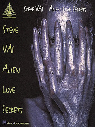 Product Cover for Steve Vai – Alien Love Secrets