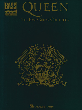 Product Cover for Queen – The Bass Guitar Collection*