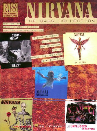 Product Cover for Nirvana – The Bass Guitar Collection*