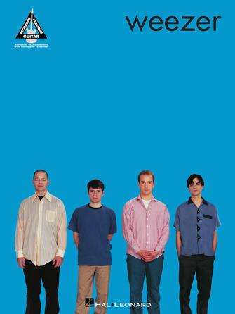Product Cover for Weezer (The Blue Album)