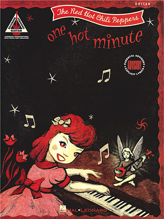 Product Cover for Red Hot Chili Peppers – One Hot Minute
