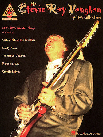 Product Cover for The Stevie Ray Vaughan Guitar Collection