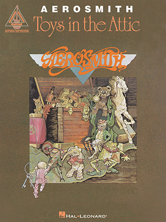 Product Cover for Aerosmith – Toys in the Attic