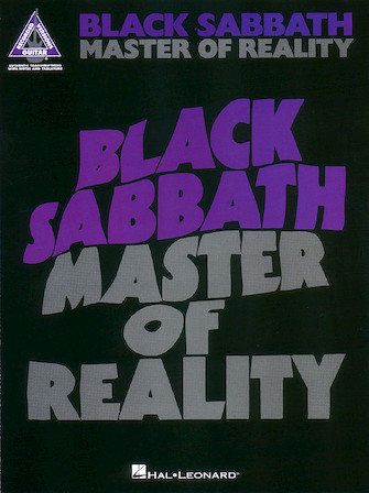Product Cover for Black Sabbath – Master of Reality